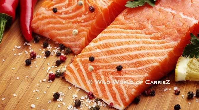 Charred Sugar Crusted Salmon – Simply to Die For