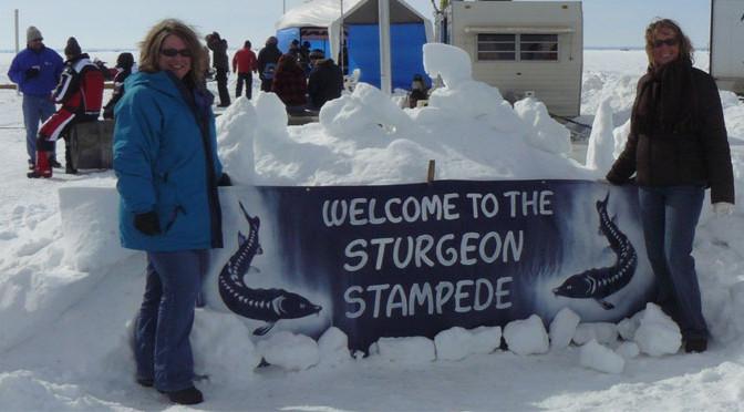 Sturgeon Spearing Season Kicks Off With a Celebration of This Prehistoric Fish