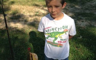 School of Fishing is in Session – Taking the Kids Fishing
