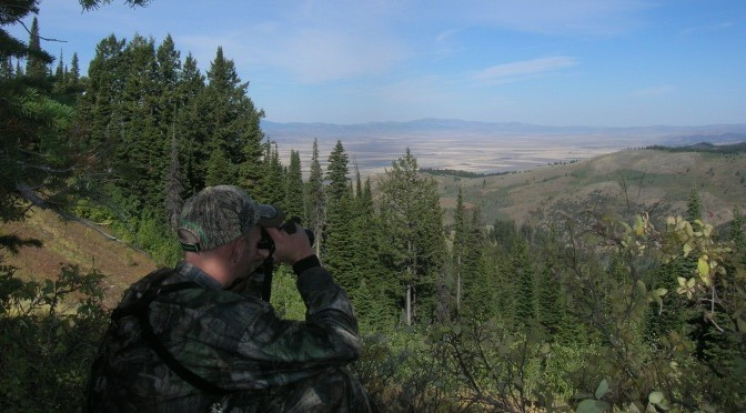 The Idaho Bowhunter's Hunting Goals for 2014