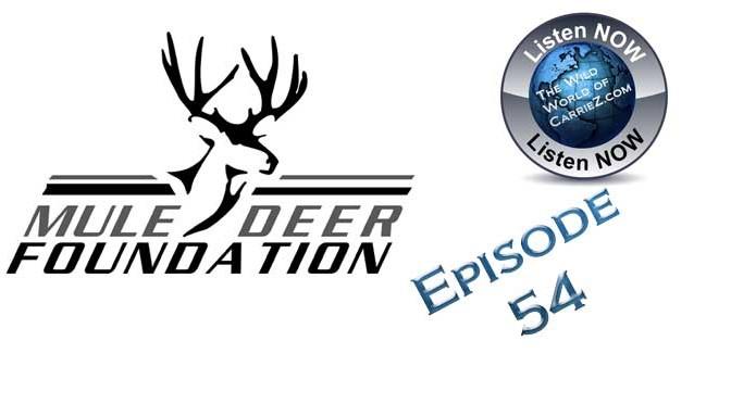 #HuntFishTravel 054 – All About the Mule Deer