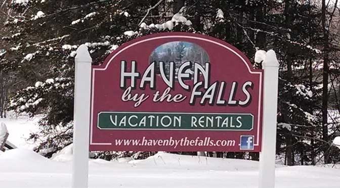 Destination Review: Haven by the Falls, Mercer, Wisconsin