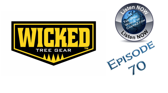 #HuntFishTravel 070 – Tips for Cutting Shooting Lanes with Wicked Tree Gear