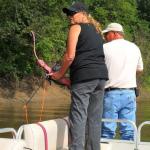 Gretchen Bowfishing