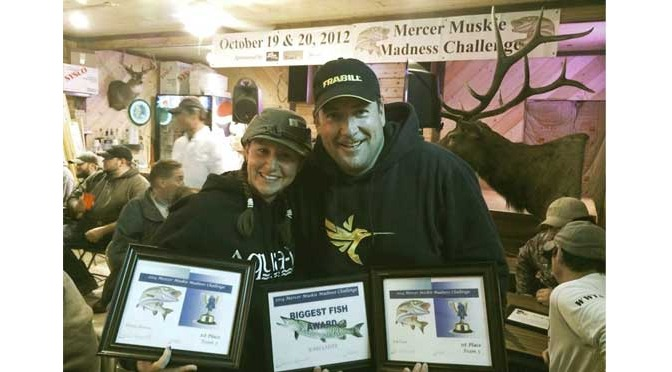 Outdoor Writers Crowned Third Annual Mercer Muskie Madness Challenge Champions