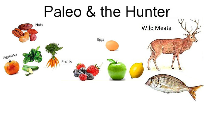 The Paleo/Clean Eating Lifestyle and the Hunter