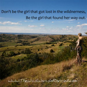 Be the Girl That Found Her Way Out Instagram