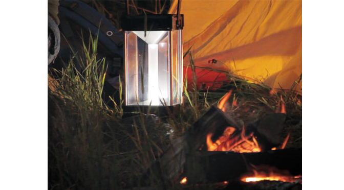 Gear Review: Zippo Outdoors Rugged Lantern