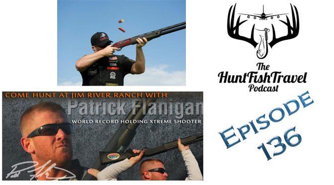 #HuntFishTravel 136 – South Dakota (Pt 1) – Pheasant Hunting & Wingshooting School with Patrick Flanigan