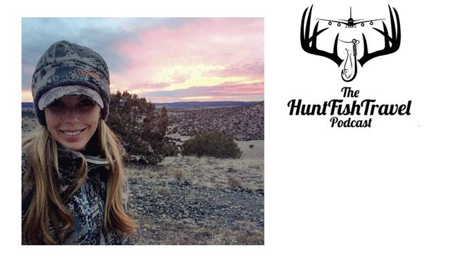 #HuntFishTravel 167 – Arizona Mule Deer with Julie McQueen