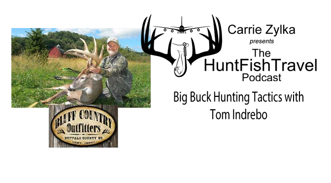 Big Buck Hunting Tactics with Tom Indrebo
