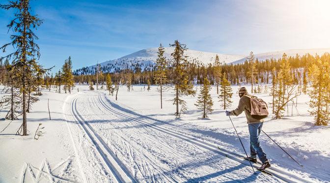Cross-Country Skiing Wisconsin's Northwoods - Six Spots For Frozen Fun
