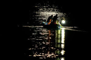 3 Techniques for Summer Bass Fishing - Night Fishing