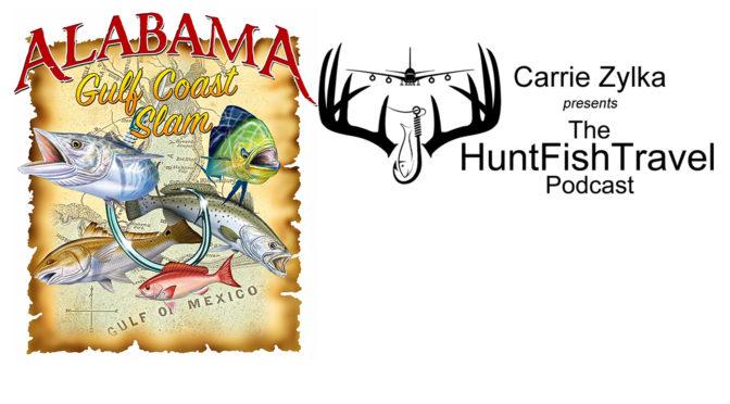 HuntFishTravel Podcast Alabama Gulf Coast Slam Fishing Tournament