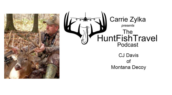 #HuntFishTravel Ep 205 – Hunting South Carolina with CJ Davis