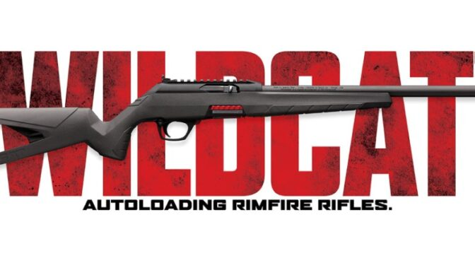 Press Release: Winchester Repeating Arms Wildcat SR (Suppressor Ready)